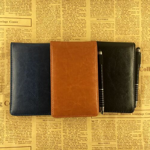 Small Pocket Note Book Journal A7 Mini Planner Notebook Diary Memo Soft Copybook