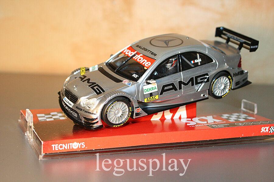 Slot SCX Scalextric 61790 AMG - Mercedes C-Klasse  ALesi  Nº8 - New