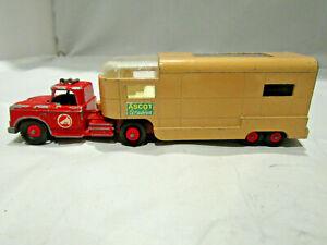 Vintage-Matchbox-Lesney-Kingsize-Dodge-Tractor-amp-Horse-Box-Van