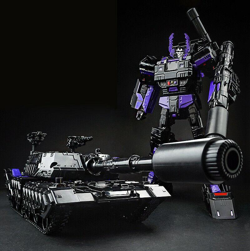 KBB Transformers G1 Master Megatron Neutro-Fusion Tank tuttioy giocattolo azione  cifra  prezzi equi