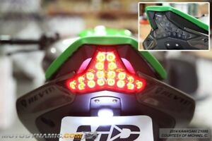 2014-16-Kawasaki-Z1000-2016-2019-Ninja-ZX-10R-ZX-10RR-Sequential-LED-Tail-Light