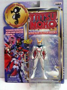 Banpresto-Tatsunoko-Action-Figure-Collection-2-Serie-KYASHAN-10-cm-MOC-1998