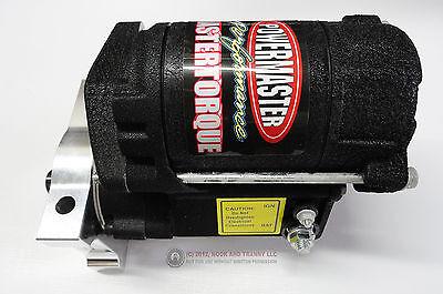 67-79 Trans Am 326-455 Pontiac//Olds Mini Starter Mastertorque Powermaster USA