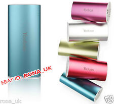 Neuf *Yoobao S3 Power Bank 6000 mAh Qualité Externe USB Chargeur Bleu