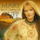 Just A Country Girl by Mary Duff | CD | second hand