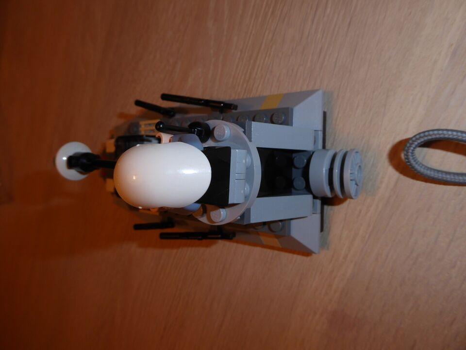 Lego Star Wars, Rebel Scout Speeder - 7668-1