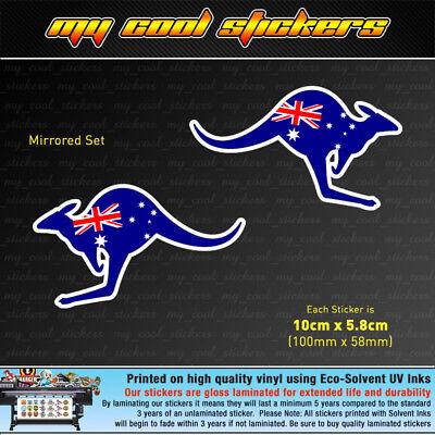 Kangaroo Vinyl Decal Sticker Car Truck Laptop Window A1