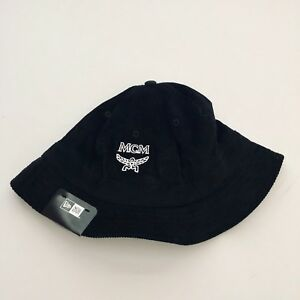 1e962af6adc32 Image is loading New-Era-x-MCM-59Fifty-Bucket-Hat-RARE-