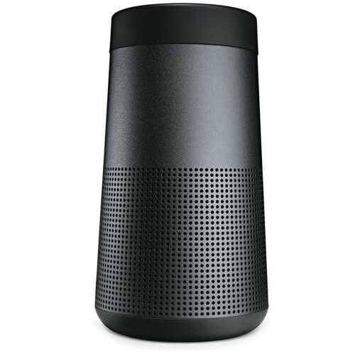 Bose SoundLink Revolve Triple Black Bluetooth Speaker