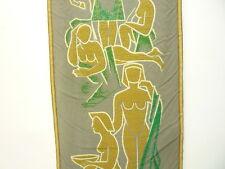 Sehr edler Wandteppich Handgeknüpft. Neuwertig. Originalzustand. 50er Jahre