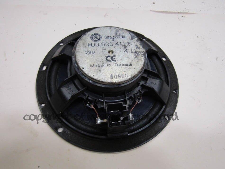 Pioneer altavoces para Skoda Octavia I//1u 1996-2010 Front delante 300w #alm8