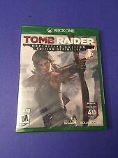 Tomb Raider Definitive Edition (XBOX ONE) NEW