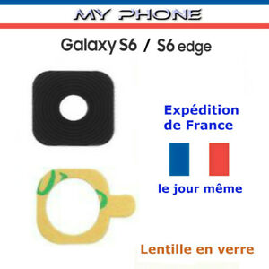 Vitre-Lentille-Camera-GALAXY-S6-EDGE-S6-NOIR-Samsung-Arriere-SM-G925F-G920F