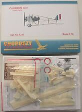 A213 - CAUDRON G.III ANZANI ENGINE- Choroszy Modelbud-1/72