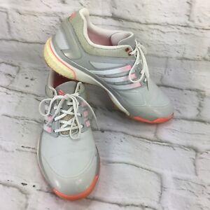 44211ff93bd4e Adidas Women s Boost Endless Energy Golf Shoes Size 7.5 Gray White ...