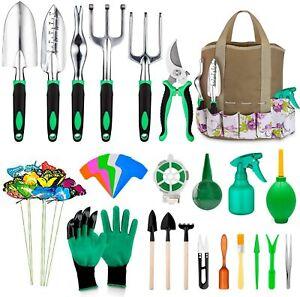 Heavy Duty Gardening Tools Aluminum Succulent Tools Ergonomic Non Slip Handle