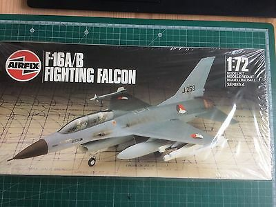 AIRFIX F-16A/B FIGHTING FALCON1.72 SCALE MODEL KIT.