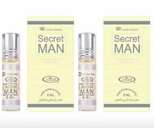 2 SEGRETI UOMO (da al Rehab BEST SELLER PROFUMO / Attar / ittar 2x6ml