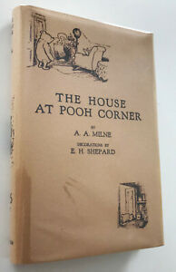 The House at Pooh Corner, A.A.Milne, Facsimile of 1928 First Edition ~Winnie-the