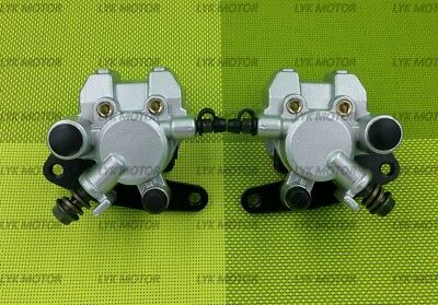 Front Brake Caliper for Honda Sportrax 400 TRX400EX 1999-2008 with Pads