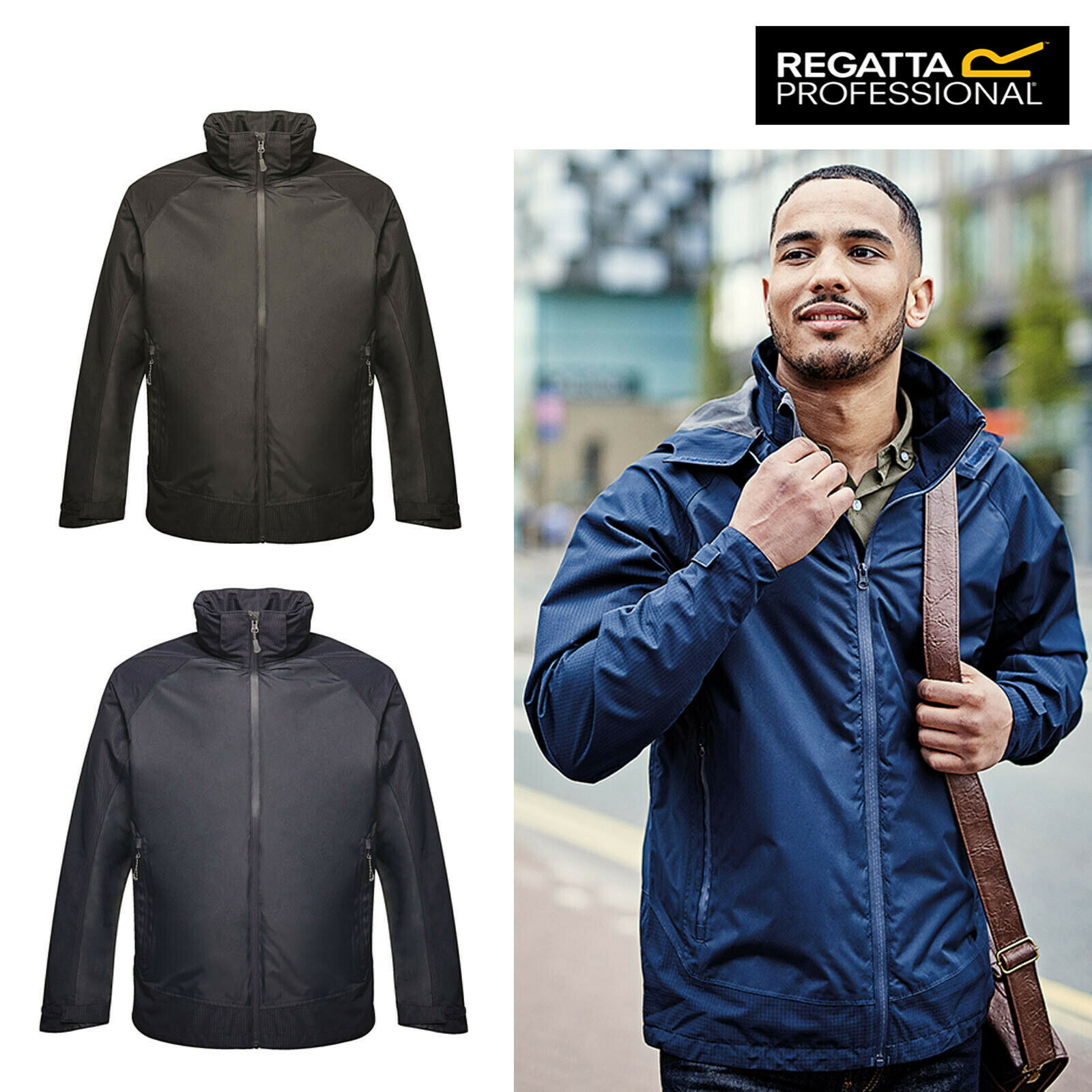 Regatta Professional herren Ashford II jacke Waterproof & breathable Isotex