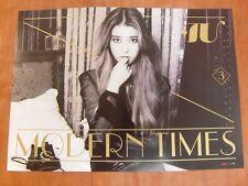 IU - Modern Times (Normal Ver.) [OFFICIAL] POSTER K-POP *NEW*