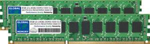 8GB 2x4GB DDR3 1333MHz PC310600 240PIN ECC REGISTERED RDIMM SERVER RAM 4R NC - Bolton, United Kingdom - 8GB 2x4GB DDR3 1333MHz PC310600 240PIN ECC REGISTERED RDIMM SERVER RAM 4R NC - Bolton, United Kingdom