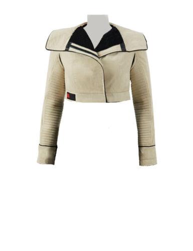 Solo A Star Wars Story Qi/'Ra Cosplay Costume Women Jacket Coat