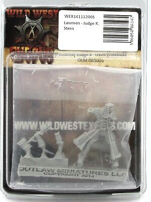 Steampunk Gunslinger Hero Outlaws Wild West Exodus WEX111112001 Cole Younger