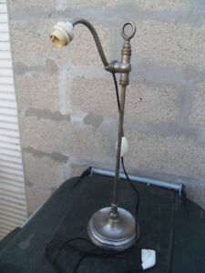 Ancienne Lampe Bureau Design French Art Deco Bauhaus Vintage Lamp