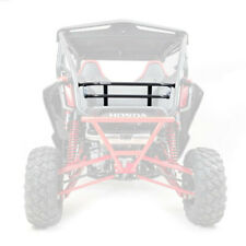 HMF Racing Rear Aluminum Cargo Rack Tailgate Black Honda Talon 1000R/1000X