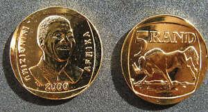 Nelson-Mandela-Gold-Plated-Proof-Like-R5-Year-2000-Coin-Madiba-Memorabilia
