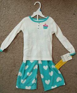7f7c24878 Carter s Toddler Girl Pajama Set (2-pieces) - size  24 months NWT