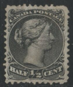 MOTON114-21c-Large-Queen-1-2c-Canada-used-well-centered