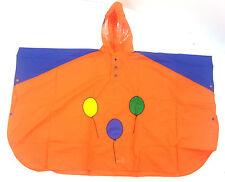 Fastrider Kids Raincape Balloon Orange