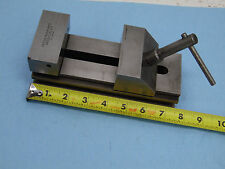 "VINTAGE ANTON MACH. WKS. 3"" GRINDING VISE MACHININIST VISE MILLING DRILL PRESS"