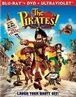 Pirates Band of Misfits Combo 0043396399884 Blu Ray Region a