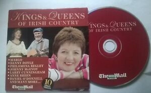 KINGS-amp-QUEENS-IRISH-COUNTRY-CD-DANNY-DOYLE-MARGO-DANIEL-O-039-DONNELL-BEGLEY
