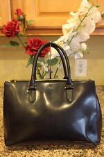 Lauren Ralph Lauren Newbury Double Zip Satchel -bag purse (pu160