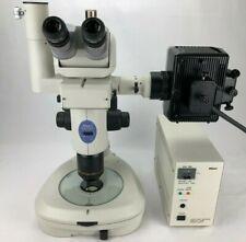 Nikon Smz1500 Fluorescent Stereo Microscope Photo Port Hr Planapo 16x Objective