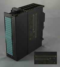 6ES7 322-1FH00-0AA0 Siemens PLc S7 300 - 6ES7 322 - Out 16 DO, 120/230Vac