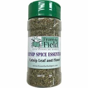From-The-Field-Organique-Cataire-Spice-Essentiel-Feuille-Fleur-10-Gram-Americain