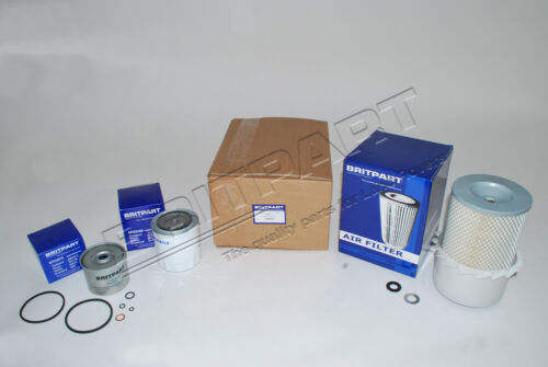 Land Rover Defender 2.5na Diesel/&  2.5Turbo Diesel Service Filter Kit DA6001