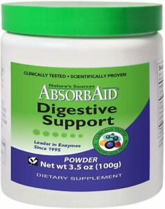 AbsorbAid Powder by Nature's Sources, 100 grams