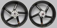 BST Carbon Fiber Front Rear Rims Wheels Triumph Daytona 675 /675R Street Triple