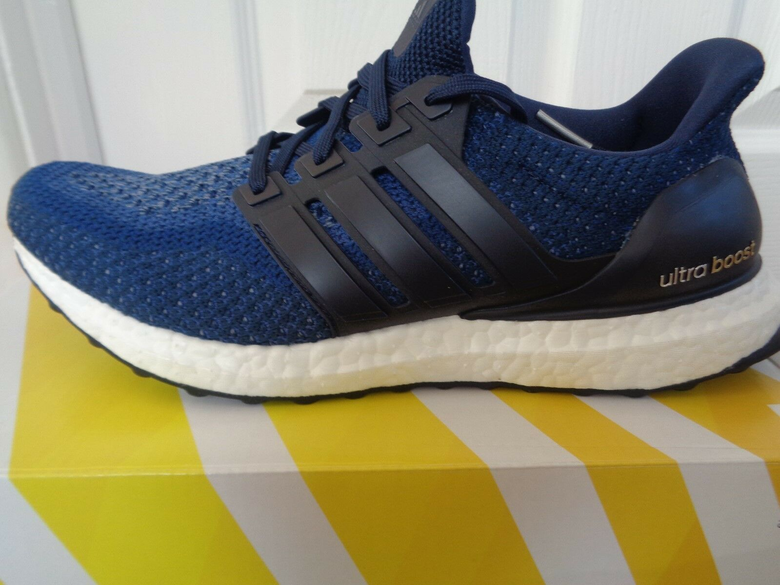 Adidas UltraBOOST sneakers m Mens running/course trainers sneakers UltraBOOST shoes AQ5928 NEW+BOX d714e0