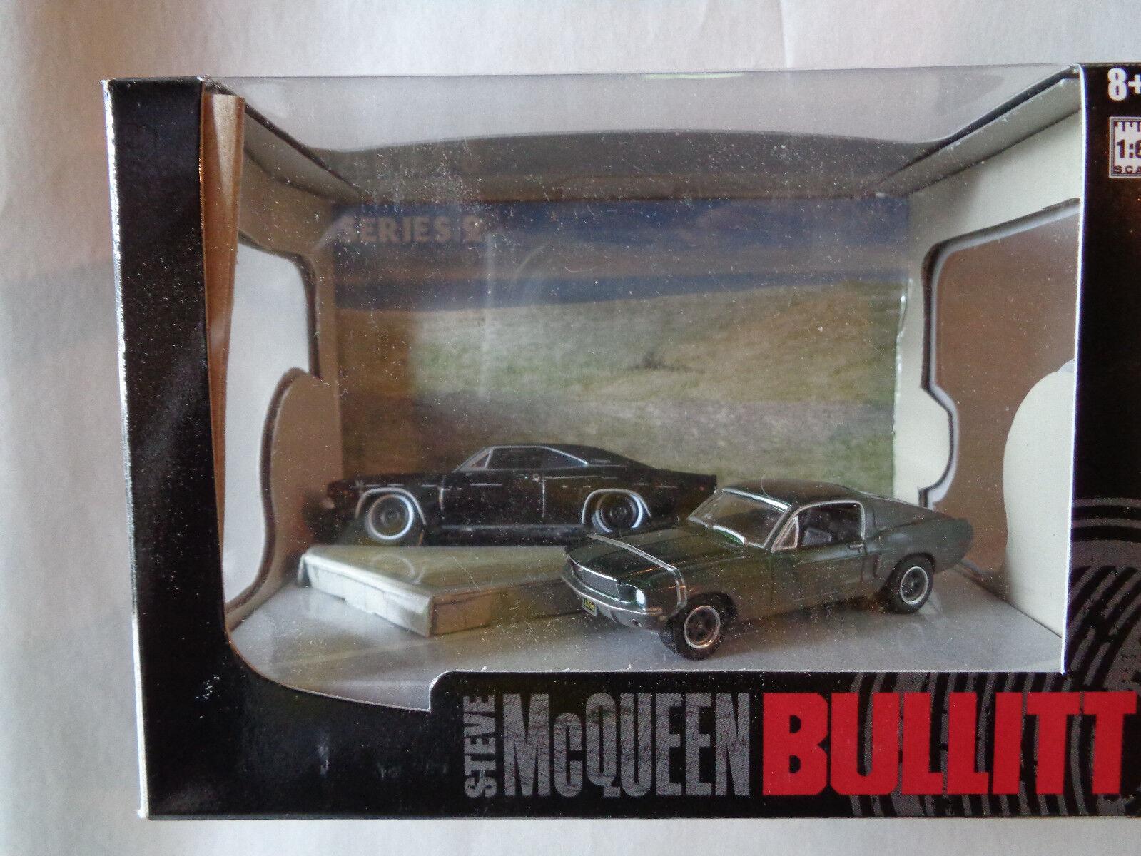 2010 Steve McQueen Bullet 1 64 édition  limitée nouvelle série 2  garanti