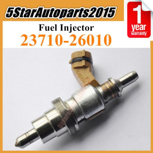 1x Fuel Injector 23710-26010 for Toyota Corolla Auris Avensis 1ADFTV Rav4 2ADFHV