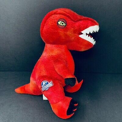 "Jurassic World Velociraptor 12/"" Plush Red"