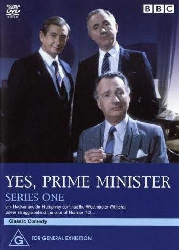 1 of 1 - Yes, Prime Minister : Series 1 (DVD, 2004)